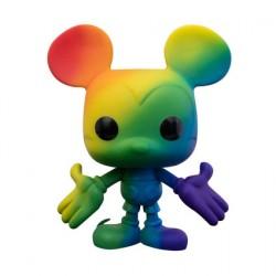 Figurine Pop Pride Disney Mickey Mouse Arc-en-Ciel Funko Boutique Geneve Suisse