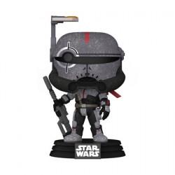 Figurine Pop Star Wars The Bad Batch Crosshair Funko Boutique Geneve Suisse