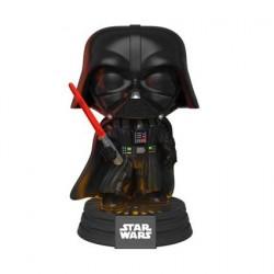 Figurine Pop Star Wars Darth Vader avec Led et Son Funko Boutique Geneve Suisse
