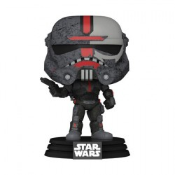 Figurine Pop Star Wars The Bad Batch Hunter Funko Boutique Geneve Suisse