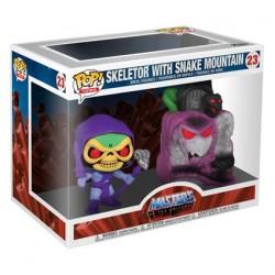Figuren Pop Town Masters of the Universe Snake Mountain mit Skeletor Funko Genf Shop Schweiz