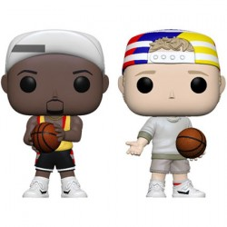 Figur Pop White Men Can't Jump Billy and Sydney 2-pack Limited Edition Funko Geneva Store Switzerland