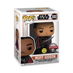 Figuren Pop Phosphoreszierend Star Wars The Mandalorian Moff Gideon Limitierte Auflage Funko Genf Shop Schweiz