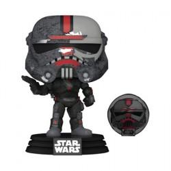 Figur Pop Star Wars Across the Galaxy Hunter with Pin Limited Edition Funko Geneva Store Switzerland