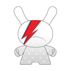 Figuren 20 cm Dunny David Bowie Space Bolt Kidrobot Genf Shop Schweiz