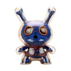 Figur 20 cm Dunny Glow in the Dark Gashadokuro Midnight Kidrobot Geneva Store Switzerland