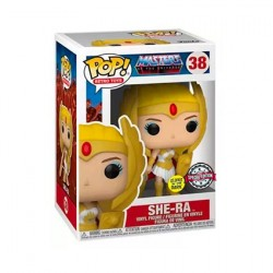 Figur Pop Glow in the Dark Masters of the Universe She-Ra Limited Edition Funko Geneva Store Switzerland