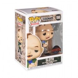 Figur Pop The Goonies Sloth with Ice Cream Limited Edition Funko Geneva Store Switzerland