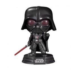 Figuren Pop Star Wars Darth Vader Fist Pose Limitierte Auflage Funko Genf Shop Schweiz