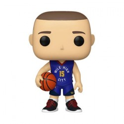 Figurine Pop NBA Nuggets Nikola Jokic Alternate (Rare) Funko Boutique Geneve Suisse