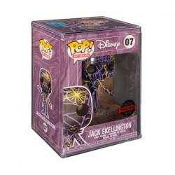 Figurine Pop L'Étrange Noël de Mr Jack Jack Artist avec Boîte de Protection Acrylique Edition Limitée Funko Boutique Geneve S...