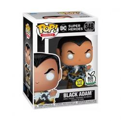 Figurine Pop Phosphorescent Shazam! Black Adam avec Energy Edition Limitée Funko Boutique Geneve Suisse