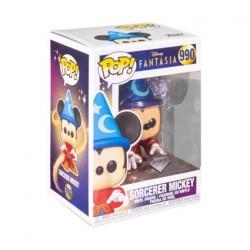 Figurine Pop Diamond Disney Mickey Sorcier Edition Limitée Funko Boutique Geneve Suisse