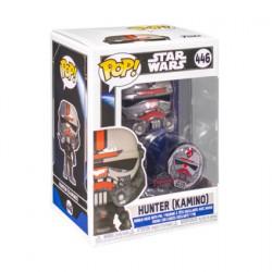 Figur Pop Star Wars Across the Galaxy Hunter (Kamino) with Pin Limited Edition Funko Geneva Store Switzerland