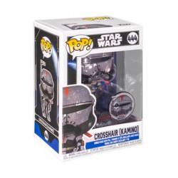 Figurine Pop Star Wars Across the Galaxy Crosshairs avec Pin Edition Limitée Funko Boutique Geneve Suisse