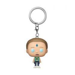 Figur POP Pocket Keychains Floating Death Crystal Morty Funko Geneva Store Switzerland