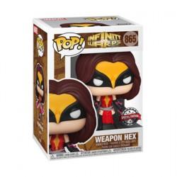 Figuren Pop Infinity Warps Weapon Hex Limitierte Auflage Funko Genf Shop Schweiz
