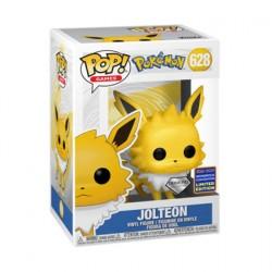 Figurine Pop WC21 Diamond Pokemon Jolteon Edition Limitée Funko Boutique Geneve Suisse