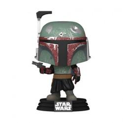 Figurine Pop Star Wars The Mandalorian Boba Fett Funko Boutique Geneve Suisse
