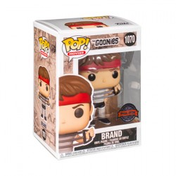 Figurine Pop The Goonies Brand Edition Limitée Funko Boutique Geneve Suisse