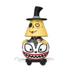 Figur Pop Disney Train Cart Nightmare before Christmas Mayor in Ghost Cart Funko Geneva Store Switzerland