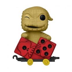 Figuren Pop Disney Train Cart Nightmare before Christmas Oogie in Dice Cart Funko Genf Shop Schweiz