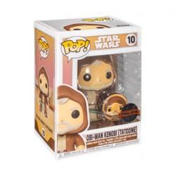 Figurine Pop Star Wars Across The Galaxy Obi-Wan Kenobi Tatooine avec Pin Edition Limitée Funko Boutique Geneve Suisse