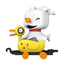 Figuren Pop Disney Train Cart Nightmare before Christmas Zero in Duck Cart Funko Genf Shop Schweiz