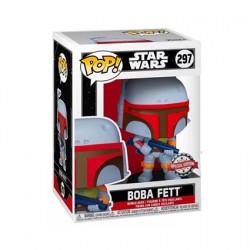 Figurine Pop Star Wars Boba Fett Vintage Edition Limitée Funko Boutique Geneve Suisse
