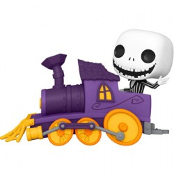 Figurine Pop Disney Locomotive Train L´étrange Noël de Mr. Jack Mr. Jack dans Locomotive Funko Boutique Geneve Suisse