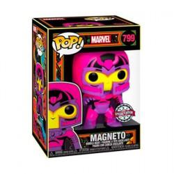 Figurine Pop Marvel Blacklight Magneto Edition Limitée Funko Boutique Geneve Suisse