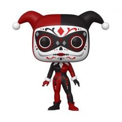 Figuren Pop Heroes Dia de los DC Harley Funko Genf Shop Schweiz