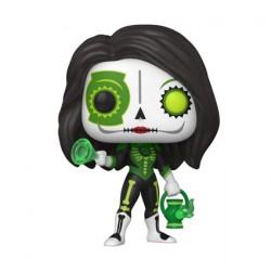 Figuren Pop Heroes Dia de los DC Green Lantern Jessica Cruz Funko Genf Shop Schweiz