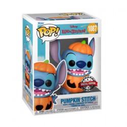 Figur Pop Lilo and Stitch Pumpkin Stitch Limited Edition Funko Geneva Store Switzerland