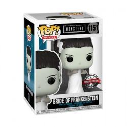 Figurine Pop Universal Monsters la Femme de Frankenstein Edition Limitée Funko Boutique Geneve Suisse