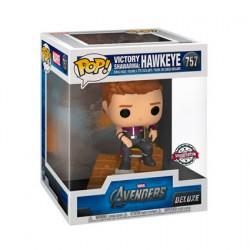 Figurine Pop Deluxe Avengers Movie Hawkeye Shawarma Edition Limitée Funko Boutique Geneve Suisse