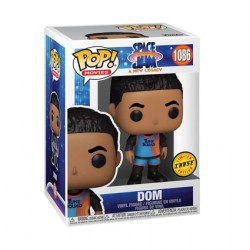 Figurine Pop Space Jam 2 Dom Chase Edition Limitée Funko Boutique Geneve Suisse