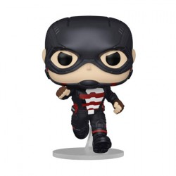 Figurine Pop The Falcon and the Winter Soldier US Agent Funko Boutique Geneve Suisse