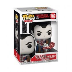 Figur Pop Dungeons and Dragons Strahd with Dice Limited Edition Funko Geneva Store Switzerland