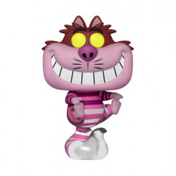 Figuren Pop Phsophoreszierend Alice in Wonderland Cheshire Cat Transparent Limitierte Auflage Funko Genf Shop Schweiz