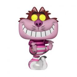Figurine Pop Phosphorescent Alice in Wonderland Cheshire Cat Transparent Edition Limitée Funko Boutique Geneve Suisse