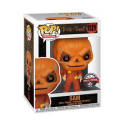 Figurine Pop Trick 'r Treat Unmasked Sam avec Lollipop Edition Limitée Funko Boutique Geneve Suisse