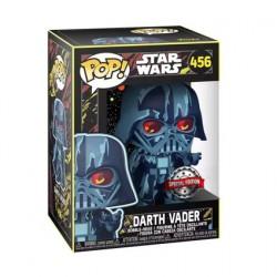Figurine Pop Star Wars Retro Series Darth Vader Edition Limitée Funko Boutique Geneve Suisse