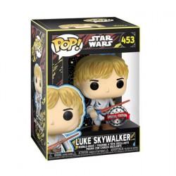 Figurine Pop Star Wars Retro Series Luke Skywalker Edition Limitée Funko Boutique Geneve Suisse