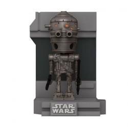 Figurine Pop Deluxe Métallique Star Wars IG-88 Diorama Edition Limitée Funko Boutique Geneve Suisse