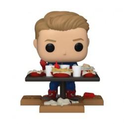 Figurine Pop Deluxe Avengers Movie Captain America Shawarma Edition Limitée Funko Boutique Geneve Suisse
