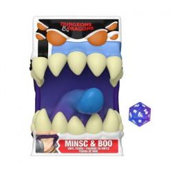 Figuren Pop 15 cm Dungeons und Dragons Minsc and Boo Vinyl und Würfel Limitierte Auflage Funko Genf Shop Schweiz