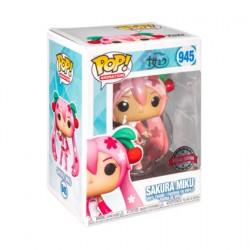 Figuren Pop Vocaloid Hatsune Cherry Blossom Limitierte Auflage Funko Genf Shop Schweiz