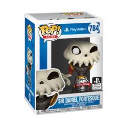 Figurine Pop Games Métallique MediEvil Sir Daniel Fortesque Edition Limitée Funko Boutique Geneve Suisse