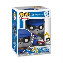 Figur Pop Games Sly Cooper Limited Edition Funko Geneva Store Switzerland
